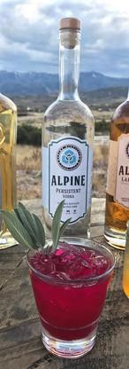 Alpine Cocktails