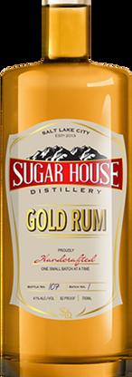Sugar House Gold Rum