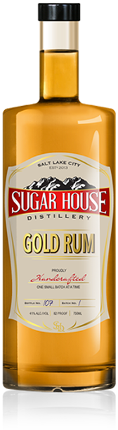 Sugar House Gold Rum