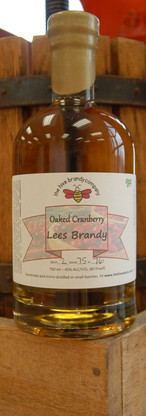 The Hive Aged Cranberry Brandy