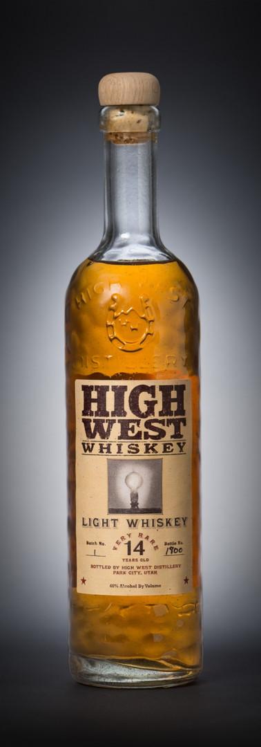 High West 14 Year Light Whiskey