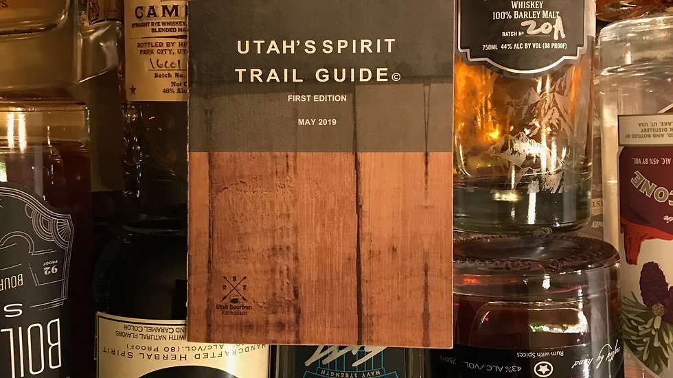 Utah's Spirit Trail Guide