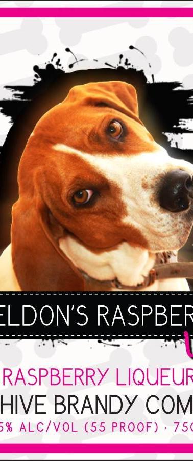 The Hive Sheldon's Raspberry Licker
