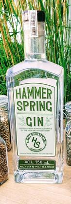 Hammer Spring Gin
