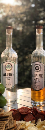Alpine Spur and Gin