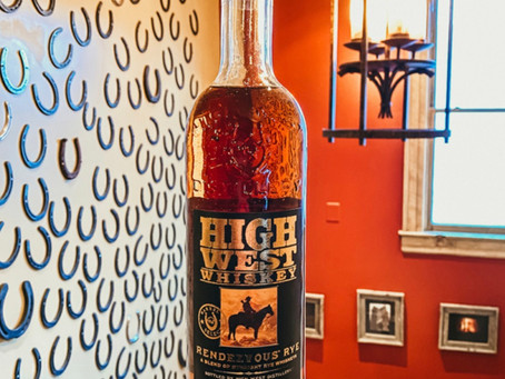 High West Distillery's Latest Barrel Select.
