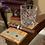 Thumbnail: Rocks Glass and Cigar Coaster