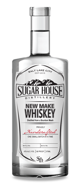 Sugar House New Make Whiskey