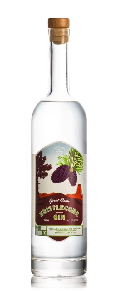 Dentred Brick Great Basin Bristlecone Gin