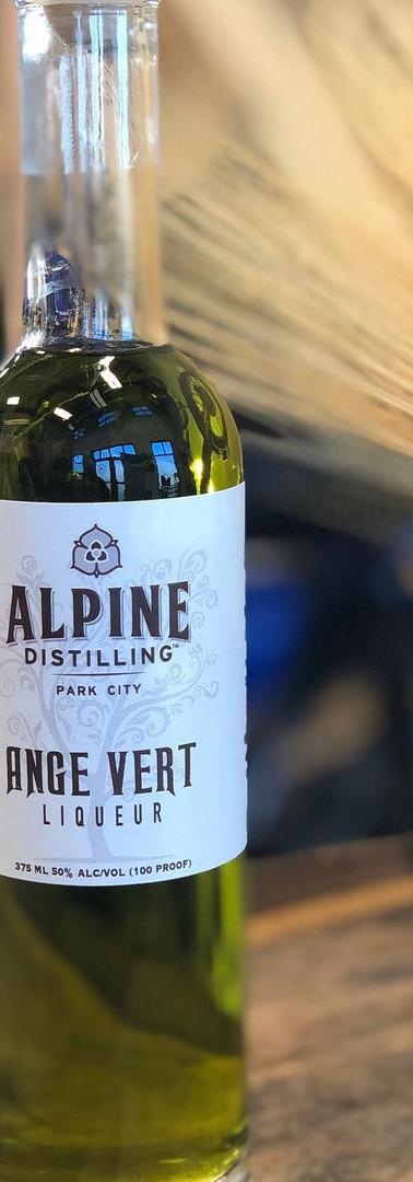 Alpine Ange Vert Liqueur