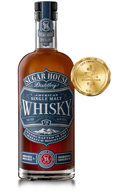 Sugar House Single Malt Whiskey