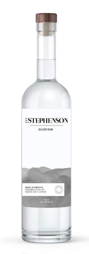 Dented Brick Jan's Silver Rum