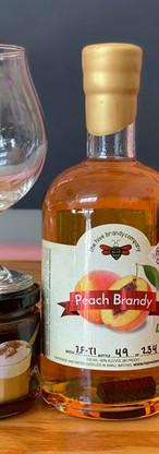 The Hive Peach Brandy