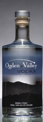 New World Ogden Valley Vodka