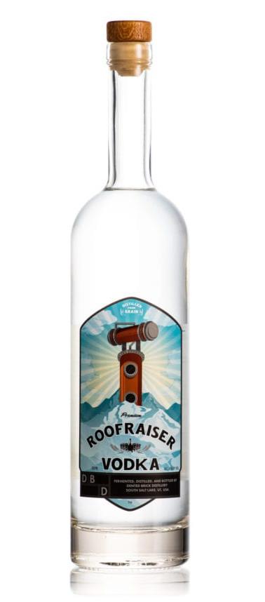Dentred Brick Roofraiser Vodka