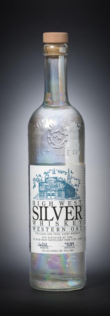 High West Silver Whiskey Western Oat