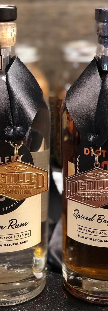 Distillery 36 Rum Awards