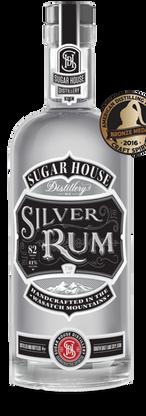 Sugar House Silver Rum