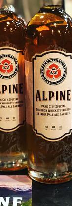 Alpine IPA Finished Bourbon Whiskey