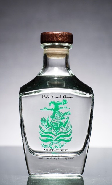 New World Rabbit and Grass Agave Spirit, Blanco