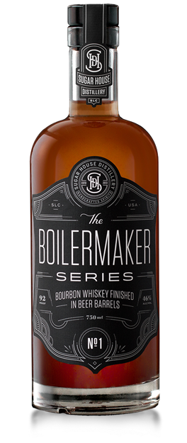 Sugar House Boilermaker Bourban Whiskey