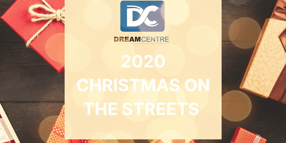 Dream Centre Perth Christmas on the Streets 2020