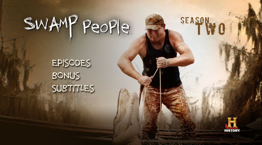 Swamp People SD