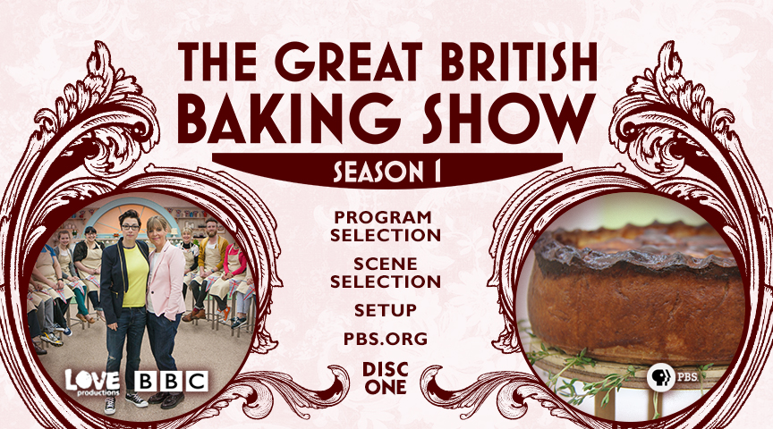 Great British Baking Show SD