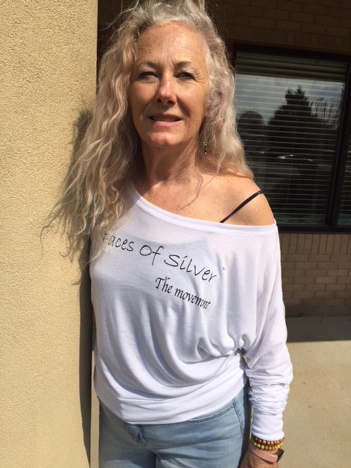 'Faces Of Silver' European Designer Tee Shirt