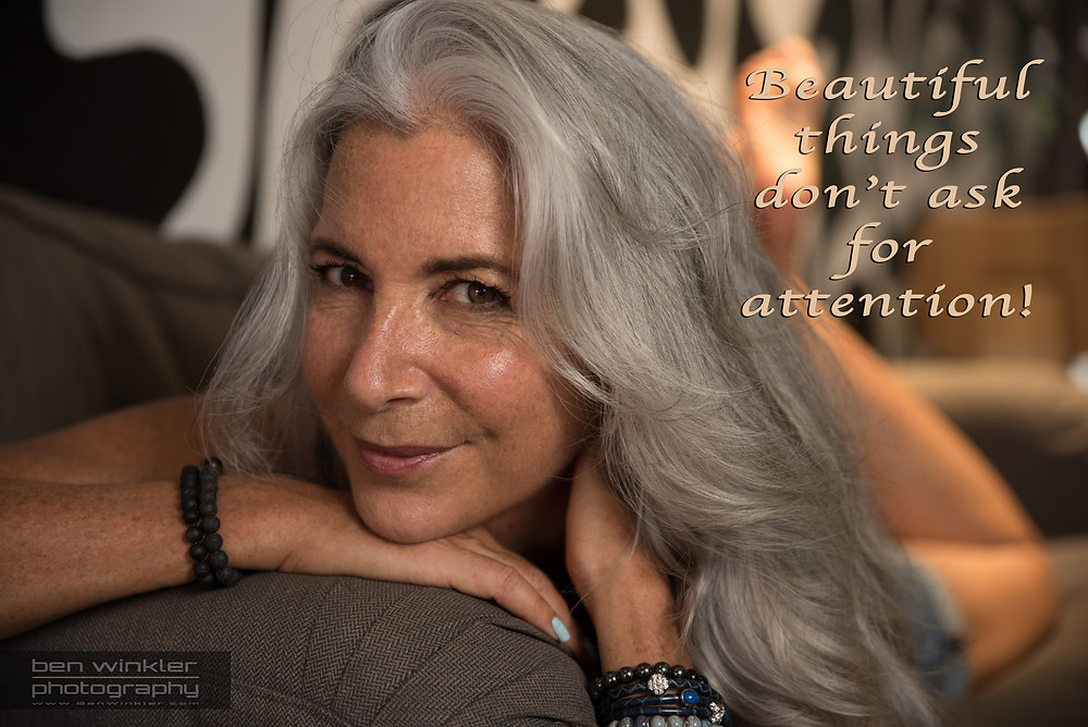 'Faces Of Silver' - the project www.FacesOfSilver.com playful, joyful & easy with great energy in the mix makes this project so rewarding! info@benwinkler.com #facesofsilver#benwinklerphotography#silver#greyhair#grayhair#silverhair#beautifulaging#boudoior#sensuality#radiance#style#glamour#evolvedwoman#maturewoman#completionofamoment#fiftyplus#FABOVER50 #fortyplus #fiftyplus #fabulous #beauty #coverpage #miami @hillarybarnett @silverstorm777