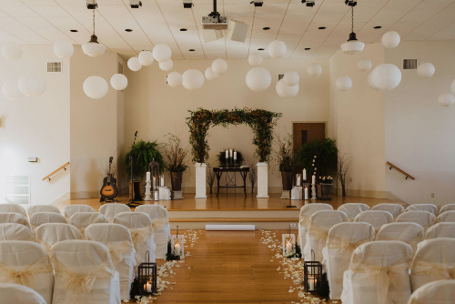 Meetinghouse Wedding