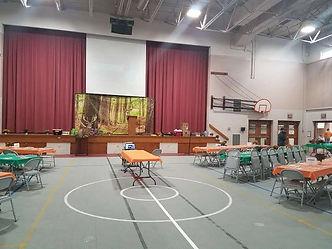 Kraybill Gym - Banquet