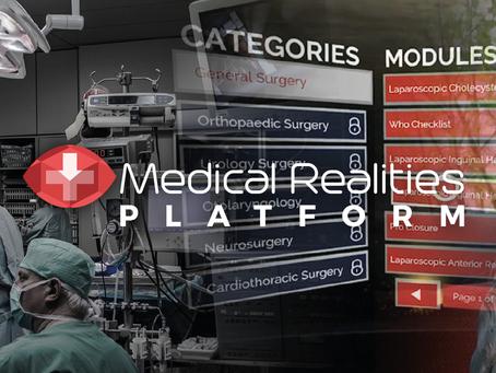 Medical Realities: Driving Next Generation Innovation Through Strategic Partnership