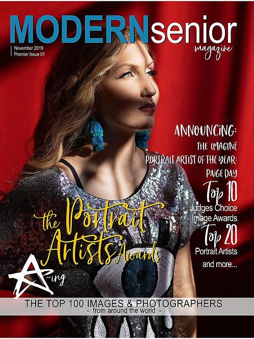 Premier Issue MODERNsenior Magazine