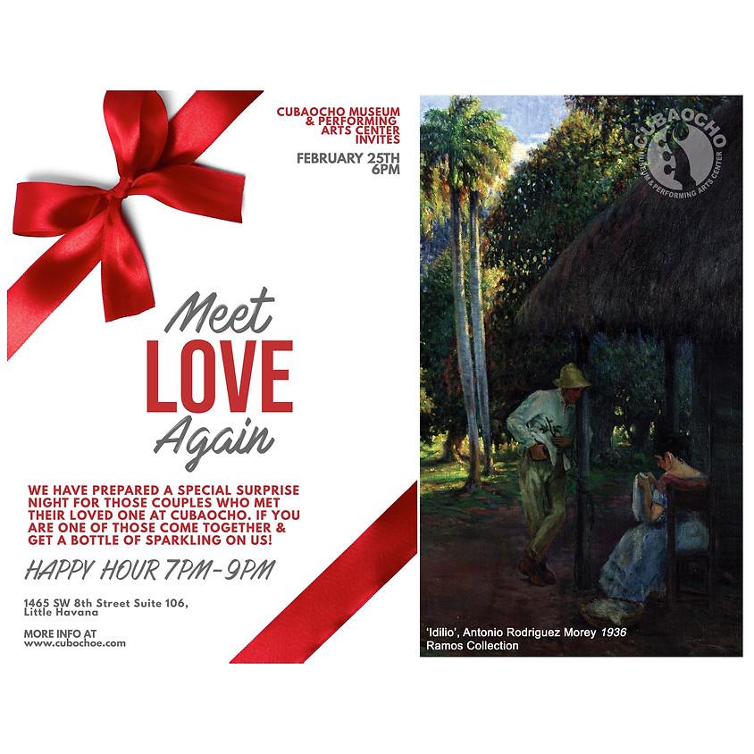 Meet Love Again! A surprise party!