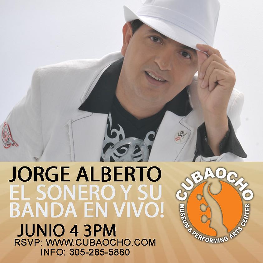 Jorge Alberto El Sonero y su Banda!