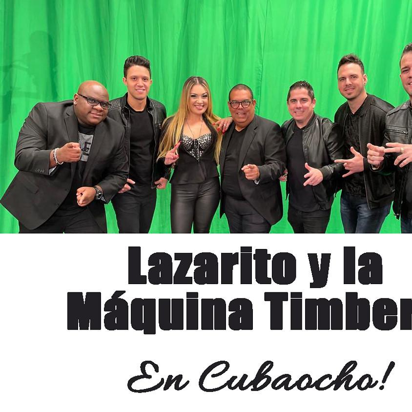 Lazarito y la Máquina Timbera!