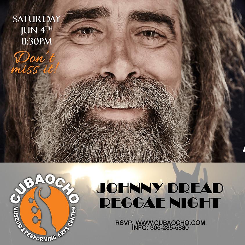 Johnny Dread in concert.