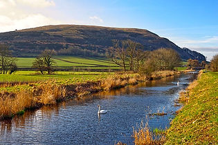Lancaster Canal at Crooklands