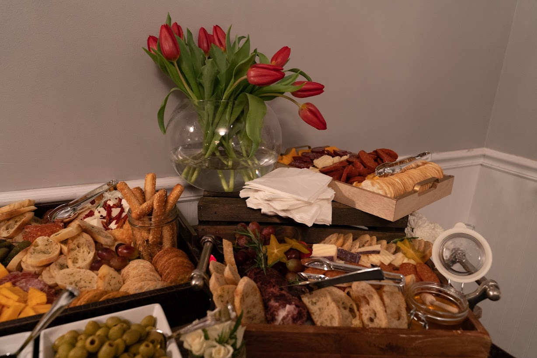 Engagement Party Graze Table