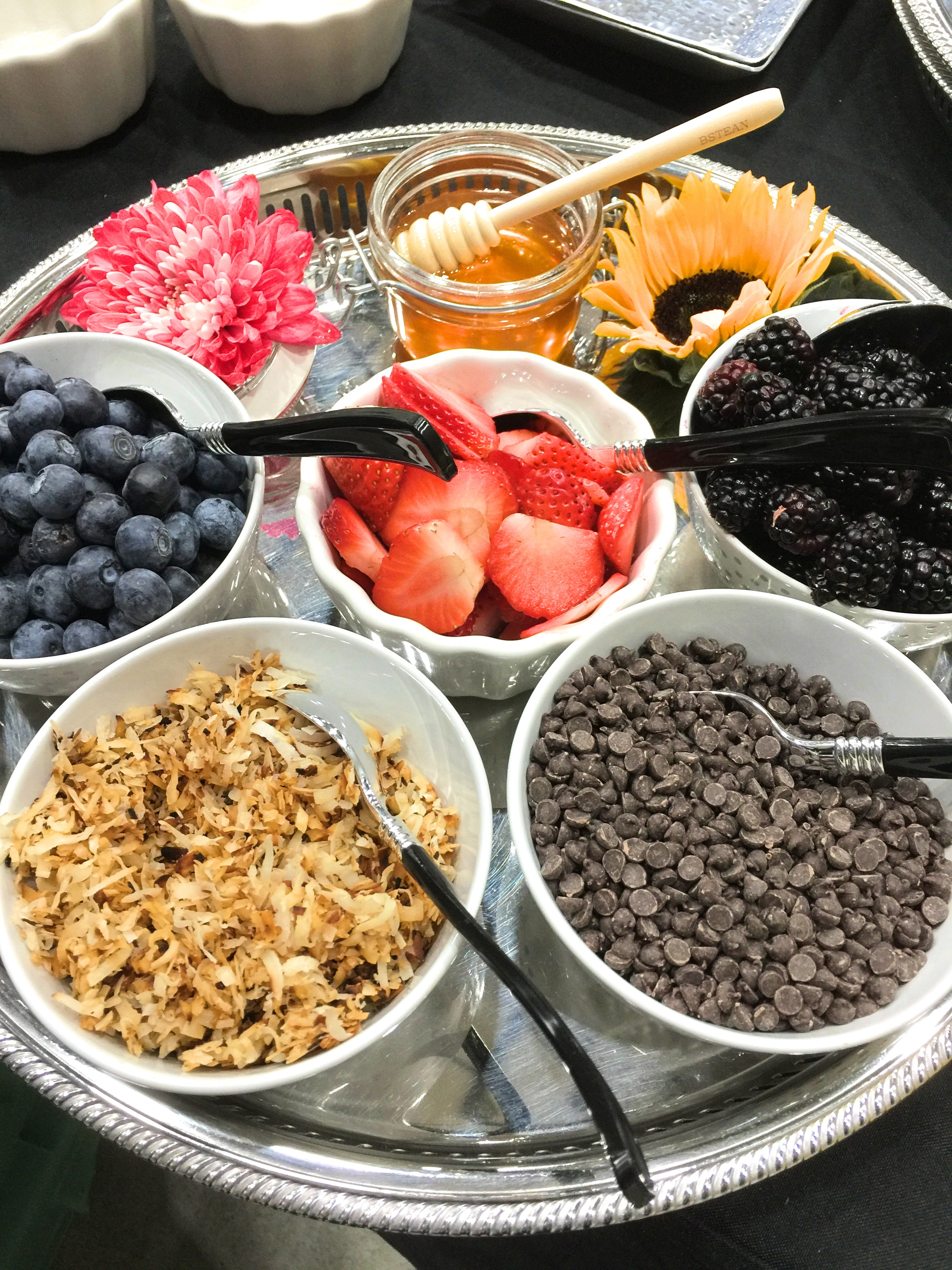Parfait Toppings