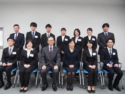 2021年度新入社員入社式