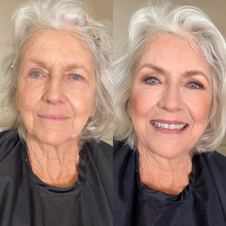 Mother of the bride Traditional Makeup & Hairstyling