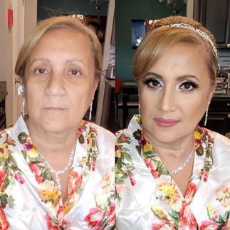 Bride HD Airbrush Makeup & Hairstyling