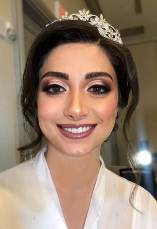 Simply gorgeous Bridal HD Airbrush Makeup