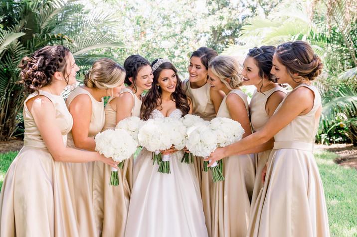 Katie + Caleb St. Augustine Wedding
