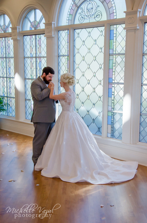 PARKER & TYLER'S WALT DISNEY WORLD WEDDING