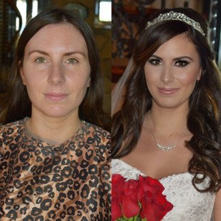 Bride HD Airbrush Makeup