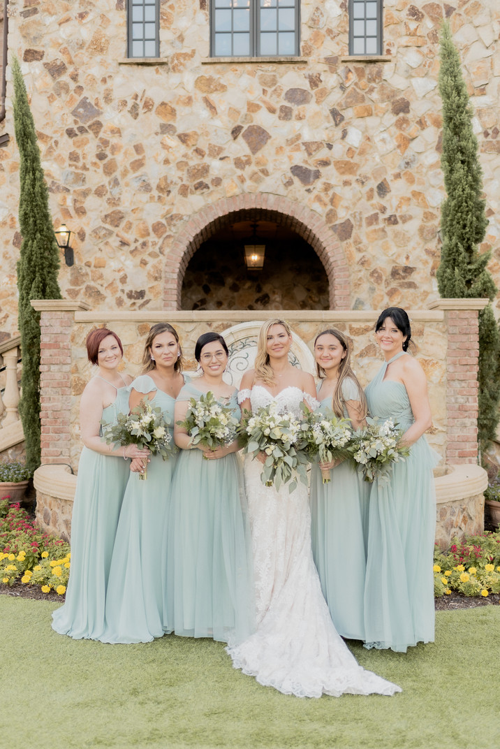 CANDACE + DEVON Bella Collina Wedding
