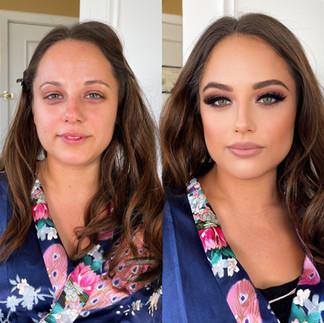 Bridesmaid HD Airbrush Makeup